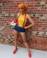 Leira cosplay misty cosplay pokemon2