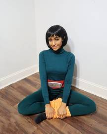 Leira cosplay rock lee cosplay2