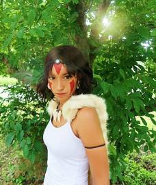 San Cosplay - Princess Mononoke