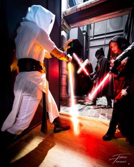 Osanguine star wars cosplay fabricefiorucciphotographie