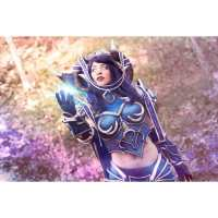 Osanguine Tarecgosa wow cosplay by Cinderys_art photo okamisolonight2