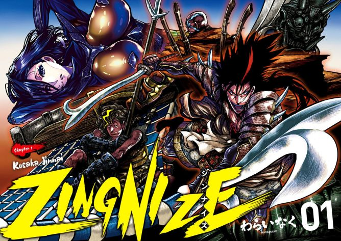 zingnize cover