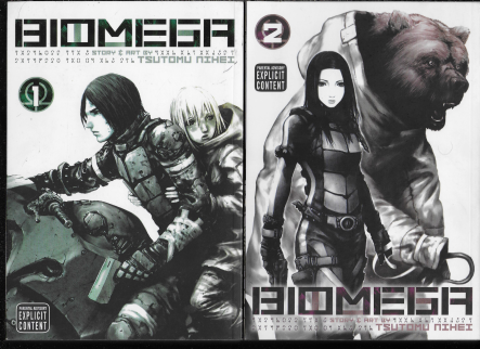 Biomega cover